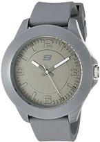 Skechers Men's SR5011 Analog Display Quartz Grey Watch