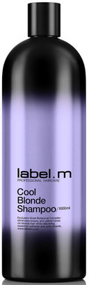 Label.M Cool Blonde Shampoo 1000ml