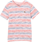 Lucky Brand Red & White Patriot Tee - Toddler & Boys