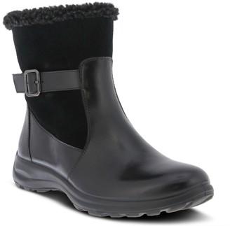 Spring Step Flexus Leather Casual Booties - Ennix