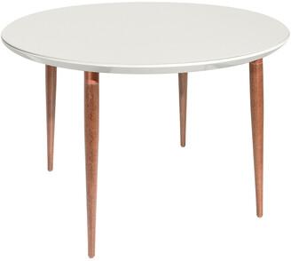 Manhattan Comfort Utopia Round Dining Table