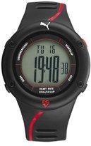 Puma Unisex PU911361002 91136 Digital Display Quartz Two Tone Watch