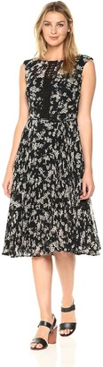 Julian Taylor Women's Floral Dress