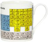House of Fraser McLaggan Periodic table Mug