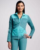 Neon Buddha Eco Drawstring Jacket