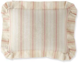 Sherry Kline Home Abloom Striped Boudoir Pillow