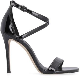 MICHAEL Michael Kors Antonia Patent Leather Sandals