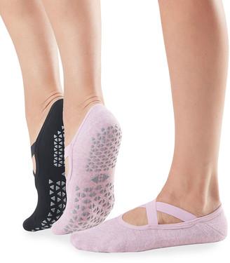 Tavi Noir 2-Pack Chloe Grip Socks