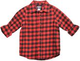 Osh Kosh OshKosh Buffalo Check Button-Front Shirt