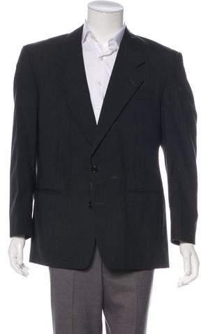 d807ca65 Yves Saint Laurent Blazer Men - ShopStyle