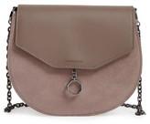 Louise et Cie Jael Leather Crossbody Bag - Black