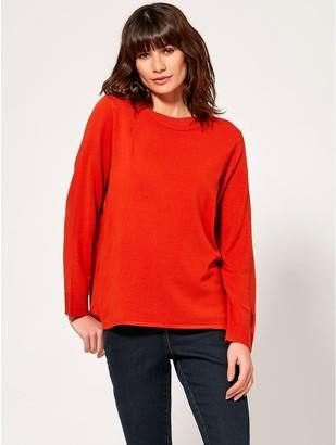 M&Co Round neck jumper