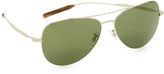 Paul Smith Davison Aviator Sunglasses