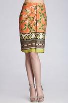 Josie Natori Daidu Skirt Style T17122