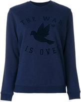 Zoe Karssen crew neck sweatshirt