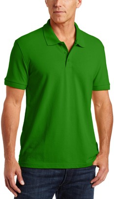 Classroom Men's Adult Unisex Short Sleeve Pique Polo
