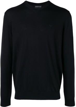 Emporio Armani V-neck sweater