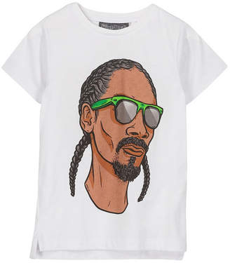 Cotton On Toddler, Little and Big Boys Short Sleeve License1 Tee