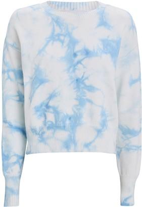 Intermix Celine Tie-Dye Sweater