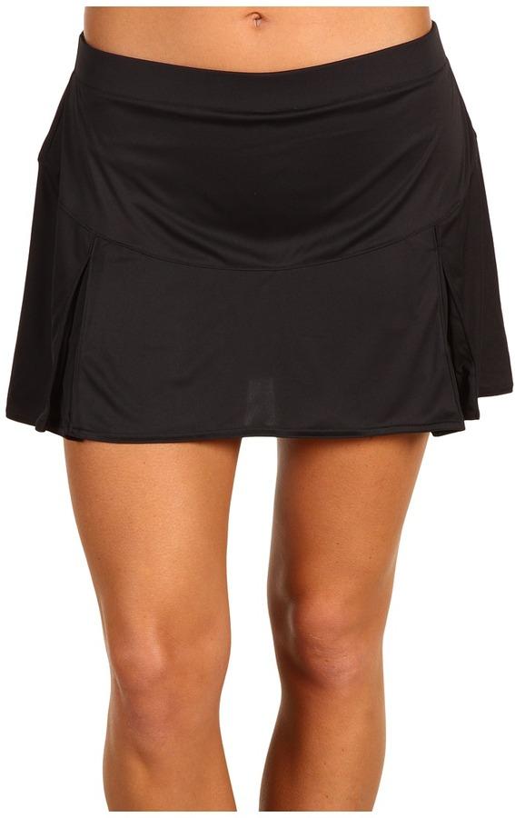 adidas Tennis Essentials Skort (Black/White) - Apparel