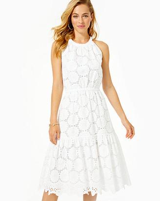 Lilly Pulitzer Alda Midi Dress