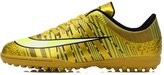 MYMNYS Boy's Athletic Light Weight Lace Up Indoor Sport Cleats Football Shoes (Little Kid/Big Kid) (5.5M, )