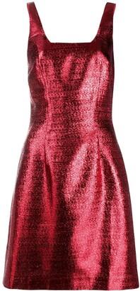 De La Vali Short Bodycon Dress