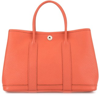 Hermes Pre-Owned 2013 Garden Party TPM mini tote bag