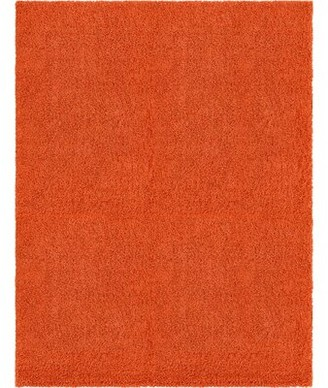 Andover MillsTM Freemont Tiger Orange Rug Andover Mills Rug Size: Rectangle 10' x 13'