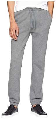 Lacoste Mens Sport Brushed Fleece Pant with Elastic Leg Opening
