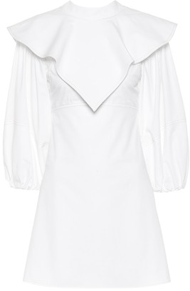Ellery O'Dell cotton minidress