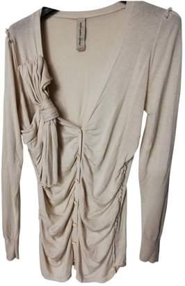 Coast Weber & Ahaus Beige Silk Knitwear for Women