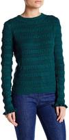 Lucy Paris Diamond Knit Sweater