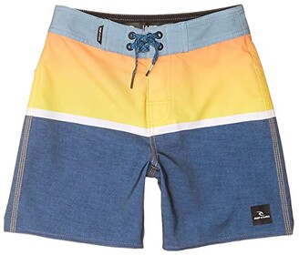 Rip Curl Kids Mirage Combined 2.0 (Big Kids) (Orange) Boy's Swimwear