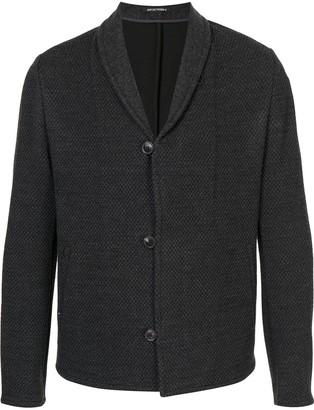 Emporio Armani Shawl Cardigan Jacket