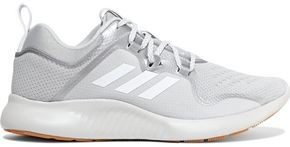 adidas Edgebounce Shell-paneled Printed Mesh Sneakers