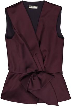 Balenciaga Purple Top for Women