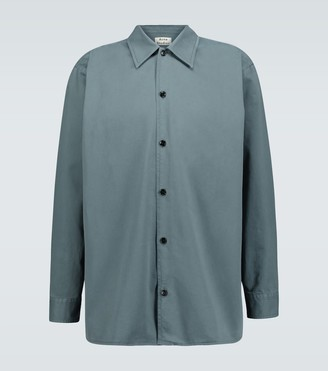 Acne Studios Houston cotton twill shirt