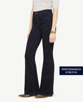 Ann Taylor Petite Flare Jeans
