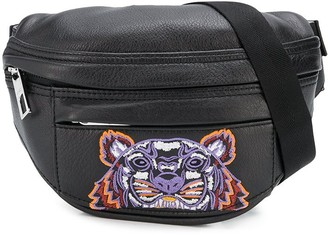 Kenzo embroidered Tiger belt bag