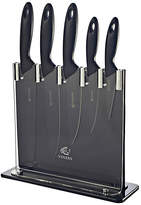 Viners Silhouette 5 Piece Knife Block