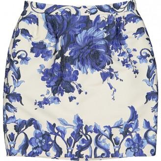 Valentino Blue Skirt for Women
