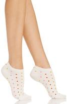 Kate Spade Multi Dot No-Show Socks