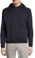 Theory Ormond PH Diving Tech Hoodie, Navy