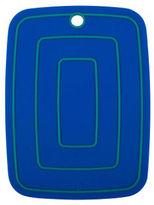 Medium Grip Strip Cutting Board, Azure