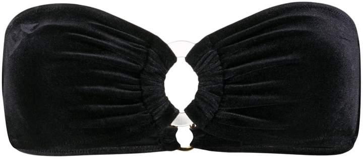 Reina Olga bandeau bikini top