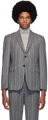 Thom Browne Grey Classic Sport Coat