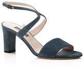 Sarah Jessica Parker Harmony Ankle Buckle Strappy Sandals
