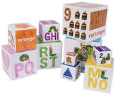 The Very Hungry Caterpillar Alphabet Stacking Blocks Set