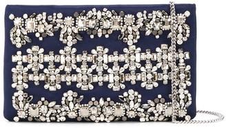 Etro Embellished Clutch Bag